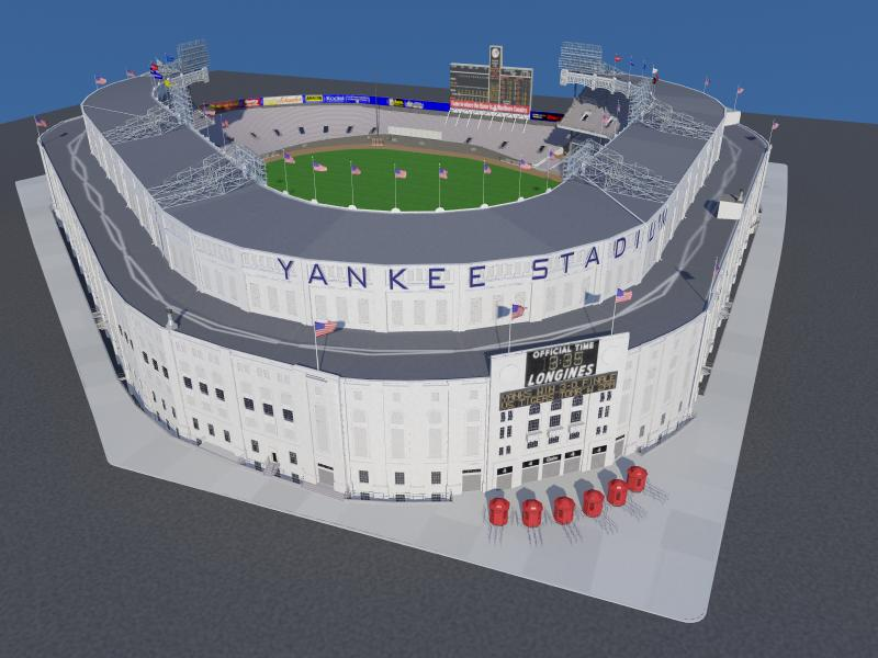 Designing a new baseball stadium political algebra